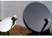 Sistema satelital via internet