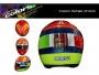 Diseño y pintura de cascos  karts motos  y otros