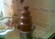 Venta de fuentes de chocolate y chamoy