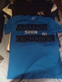 shirts playeras ARMANI EXCHANGE ORIGINAL $14.00 al por mayor