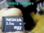 Nokia 5200 con 2 gb de memoria y en buen estado