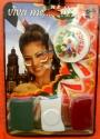 maquillaje de fiestas matrias tricolor