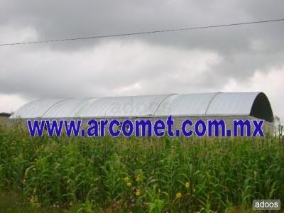 Fotos de Arcotechos, techos sin estructura, cubiertas metalicas 1