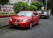 Se vende Pontiac G5 rojo