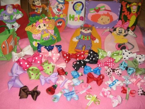 Dulceros para fiestas infantiles para niñas - Imagui