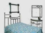 Fotos de Muebles de hierro forjado 1