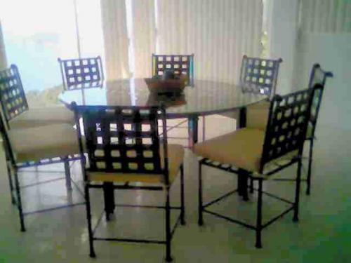 Fotos de Muebles de hierro forjado 2