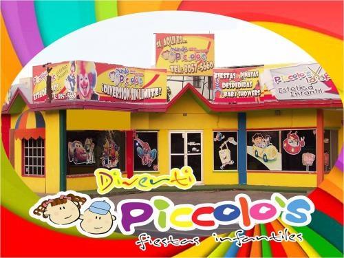 Salon de Fiestas Infantiles Tijuana Salones de Fiestas Infantiles