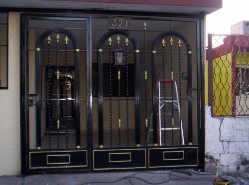 Fotos de Barandales, puertas, ventanas, protectores, herreria y forja 3