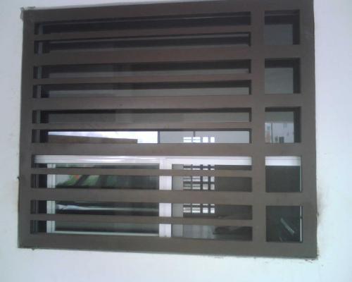Fotos de barandales puertas ventanas protectores herreria - Fotos de puertas ...