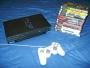 Playstation 2 con control y juegos en excelentes condiciones aprovecha
