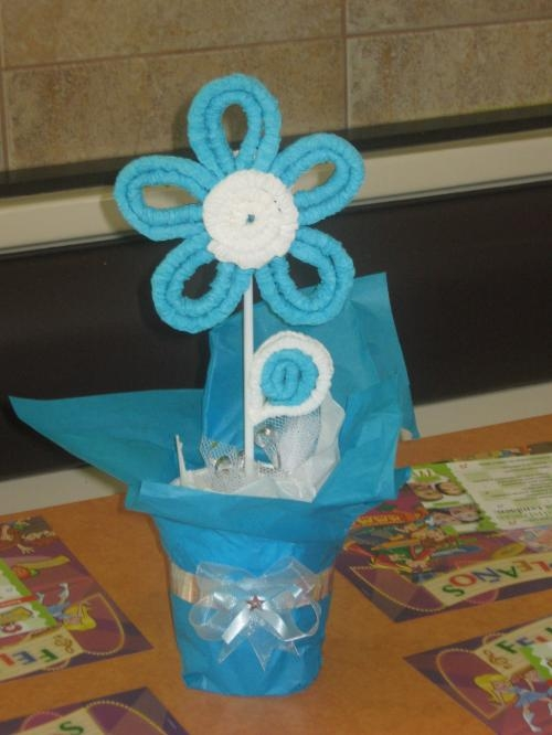 Centros de mesa para fiestas infantiles nuevo len mexico for Mesas fiestas infantiles