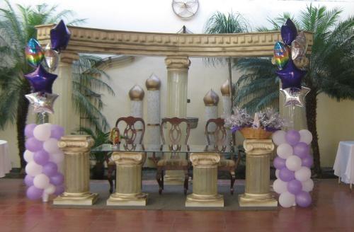 Fotos de Centros de mesa para fiestas infantiles 3