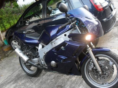 Yamaha 600 cc 22000