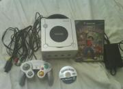 Nintendo Game Cube edicion platino 1 control 1 juego