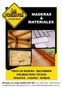 Zócalos de madera  3/4 x 3 en  Bariloche  Tel. 464-100
