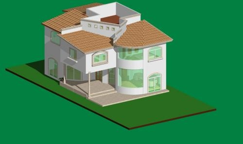 Planos de casas en mexico top de casas modernas dos for Planos de casas de dos pisos gratis