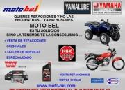 VENTA DE MOTOCICLETAS, REFACCIONES Y SERVICIO DISTRIBUIDOR AUTORIZADO YAMAHA
