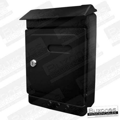 Buzon 248 color negro para casa oficina negocio