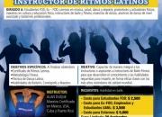Certificación de Ritmos Latinos en Monterrey