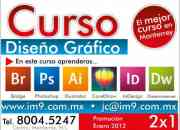 Curso Photoshop, illustrator, Corel Draw en Monterrey