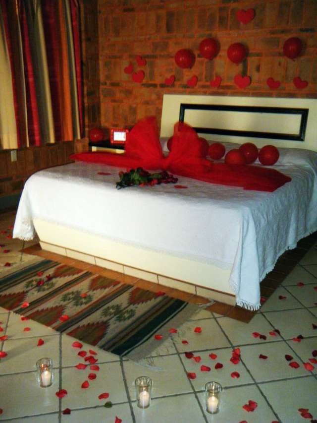 Decoracion romantica para cumplea os for Decoracion de habitacion para una noche romantica