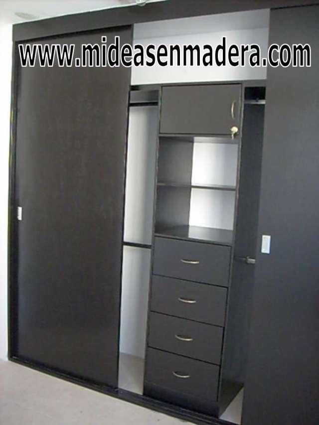 Closets y vestidores de madera ? muebles e ideas en madera en Distrito