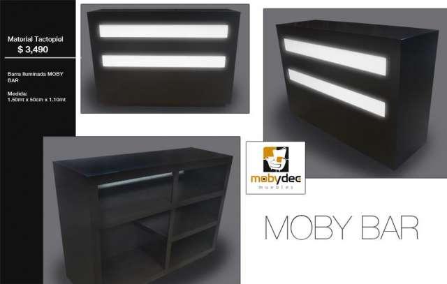 Pin muebles lounge leds con respaldar mesas iluminadas on for Muebles para bar lounge
