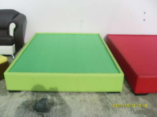 Bases para cama tapizadas somos fabricantes
