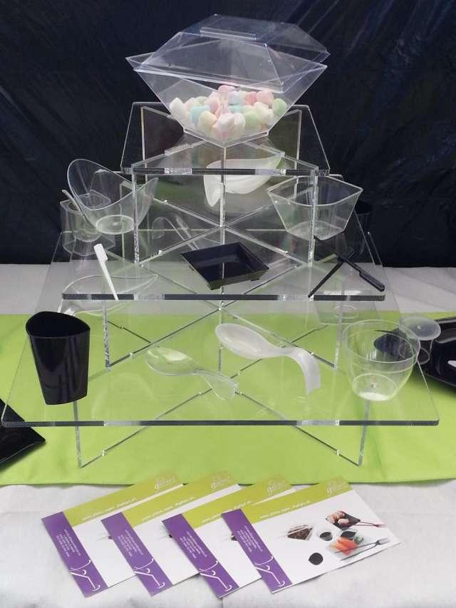 Tipos de cristales para mesas centros de mesa con velas - Cristales para mesas redondas ...