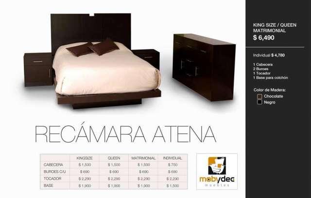 Pin recamaras minimalistas directo fabrica guadalajara jal for Recamaras matrimoniales df