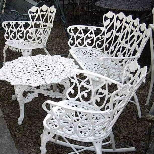 Vendo muebles para jardin y porche