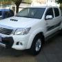 Atracita Remata 4 Camionetas Toyota Hilux 2013