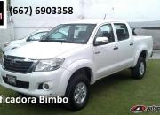 Toyota Hilux 4p Doble Cabina SR a/a ee