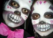 Body Paint para eventos Halloween