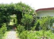 Casa de campo con cabañas