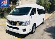 Nissan Urvan Toldo Alto 2013