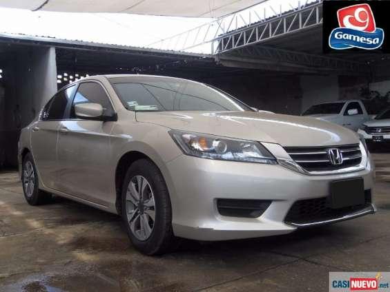 Honda accord xl 2013