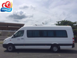Gamesa vende mercedes benz sprinter 2014 equipado
