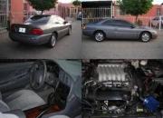 Chrysler sebring coupe 1996 verde tornazol excelente manejo !comprubelo listo para viajar¡