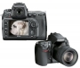 Nikon D700 digital SLR con Nikon 24-120mm f / 3,5-5,6 G ED IF VR Nikkor Zoom lente