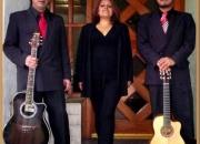 Trio o grupo musical Olimpia