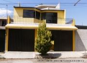 Casa sola en compra, calle jardin de los alamos, col. la cañada, apizaco, tlaxcala