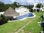 Casa sola en renta vacacional, Calle MX$ 12,999, US$ 999 /semana. - 3 cuartos, Col. , Solidaridad/Riviera Maya, Quintana Roo
