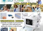 Ultrasonido portatil digital wd-9618
