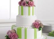 Curso decoracion de pasteles fondant pastel chueco $150
