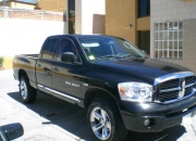 DODGE RAM 2008, 4X4 DOBLE CABINA