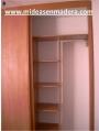 Closets Economicos desde $5,950.00 ? Muebles e Ideas en Madera.