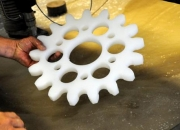 corte de piezas industriales watercut