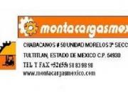 Montacargas mexico